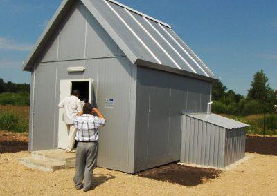 Ūdenssaimniecības attīstība Baltinavas novada Baltinavas ciemā