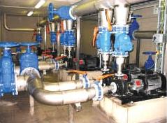 Dzeramā ūdens attīrīšanas ietaises Saldū, Kuldīgā, Bauskā, Gulbenē