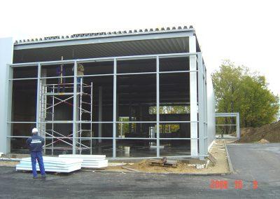 """Reģionālais būvmateriālu tirdzniecības centrs """"Gāles nams"""" III kārtas paplašināšana"""