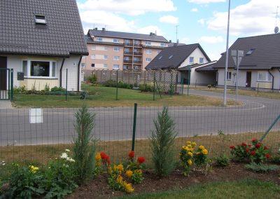 """Dzīvojamo namu kvartāls """"Iekšciems – Siguldā"""""""