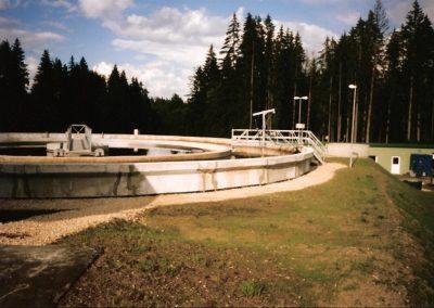 Madonas pilsētas kanalizācijas notekūdeņu attīrīšanas ietaises