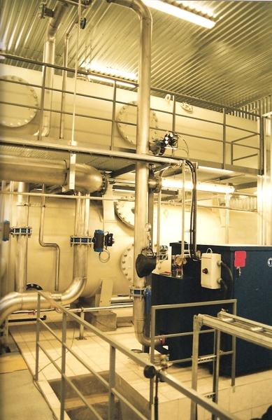 Madonas pilsētas ūdensapgādes sistēmas rekonstrukcija