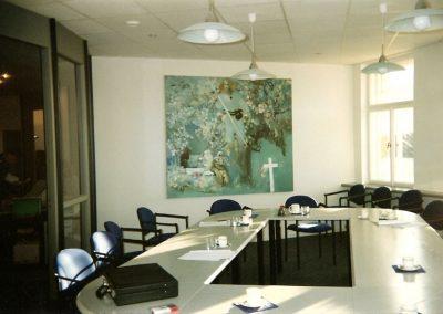 Latvijas radio un televīzijas padomes biroja telpu rekonstrukcija