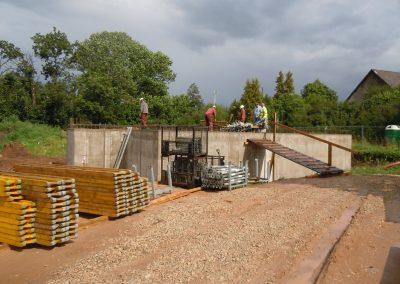 Ūdenssaimniecības attīstība Raunas novada Raunas ciemā