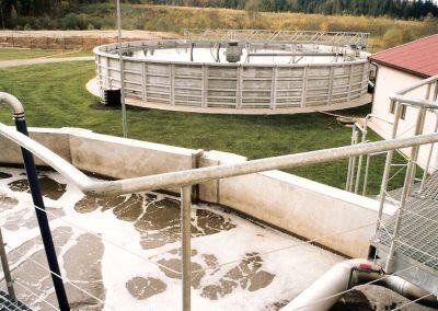 Siguldas pilsētas kanalizācijas ūdeņu attīrīšanas ietaises