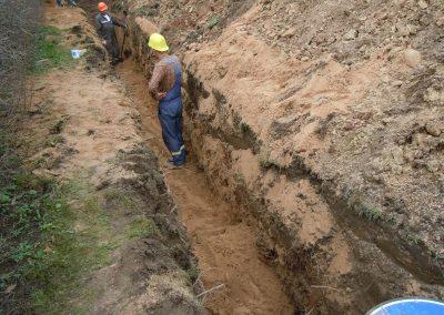 """Ūdensapgādes un kanalizācijas tīklu būvniecību Siguldā"""" 1.un 2. Iepirkuma daļa"""