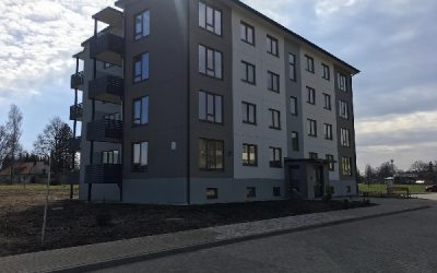 Apskati mūsu jauno daudzdzīvokļu māju virtuālajā tūrē