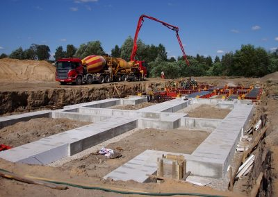 """Reģionālais būvmateriālu tridzniecības centrs """"Gāles nams"""" II kārtas paplašināšana"""
