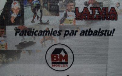"""AS """"Siguldas Būvmeistars"""" atbalsts 2009.gadā"""