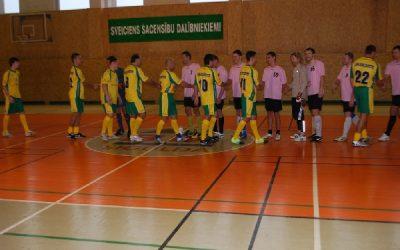 """Ar AS """"Siguldas Būvmeistars"""" atbalstu mūsu futbola komanda ir tikusi pie jaunām formām"""