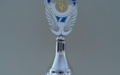 Mūsu futbola komandai – 3.vieta Siguldas novada čempionātā telpu futbolā