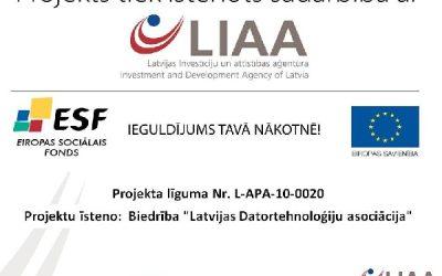 """AS """"Siguldas Būvmeistars"""" RBTC """"Gāles Nams"""" piedalās ES līdzfinansētās apmācībās"""