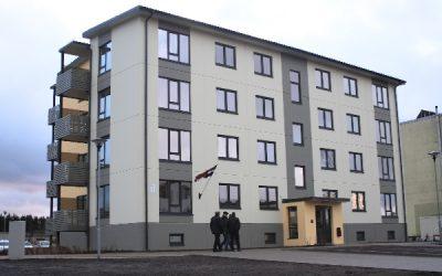 """Esam nodevuši ekspluatācijā jau astoto daudzdzīvokļu māju kvartālā """"Siguldas Mājas"""""""