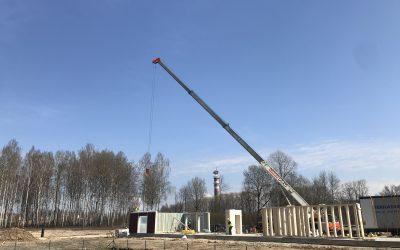 Sākam būvēt daudzdzīvokļu māju Siguldā, Jāņogu ielā 19.