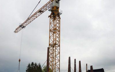 Top jauns īres daudzdzīvokļu nams; interese liela